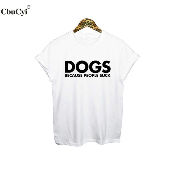 Dog Lover  Women T Shirts