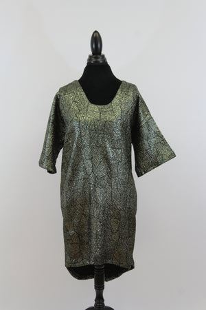 womens metallic coating sweater dress tunic party shimmery zara urban outfitters nordstrom pintrest  pockets black green snake print figure flattering