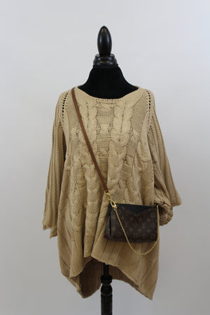 oversize bat swing sweater high lo anthropologie nordstrom free people chunky gap j crew blue plum camel cardigan knit macys baggy urban street style