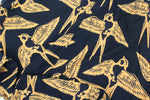 Black Bird Leggings *Not Alexander McQueen* Regular Size