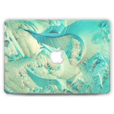 Alanine Cliffs - MacBook Case