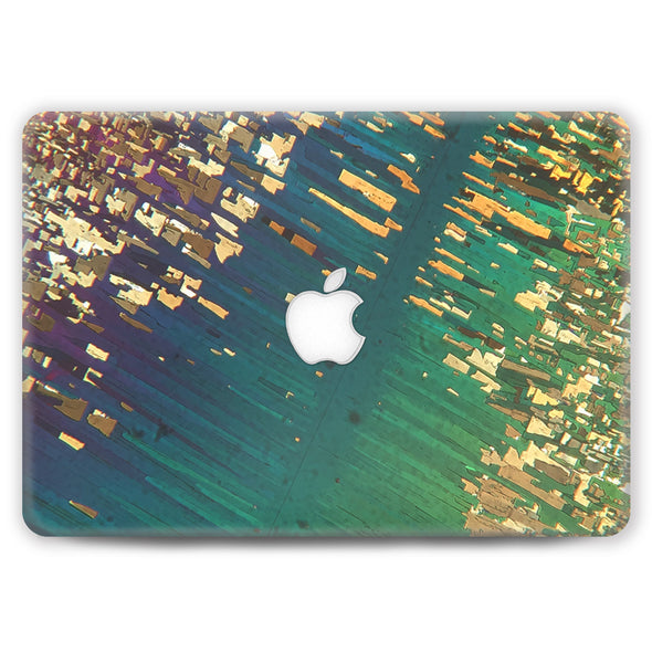 Shattered River - MacBook Case