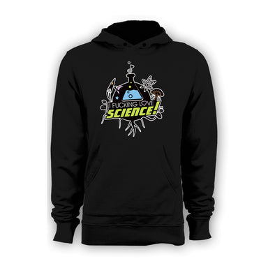 I Fucking Love Science Hoodie