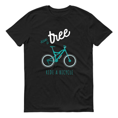 Save a Tree, Ride a Bicycle T-Shirt