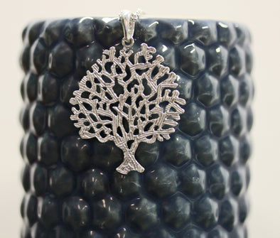 Oak Tree Pendant