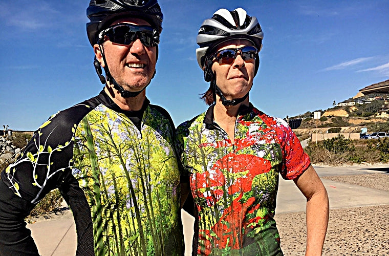 Lake Tahoe Bike Jerseys
