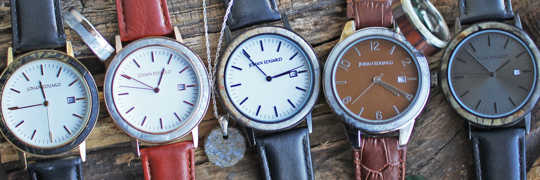 How To Build Your Johan Eduard Watch