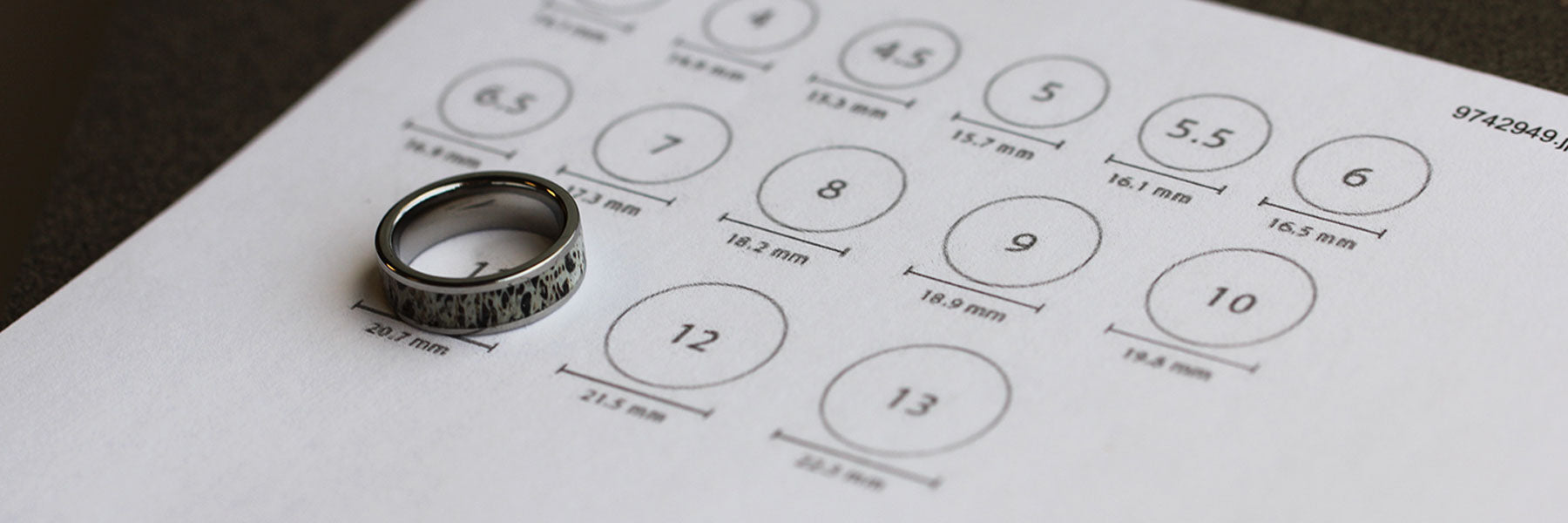 ring sizing conversion chart