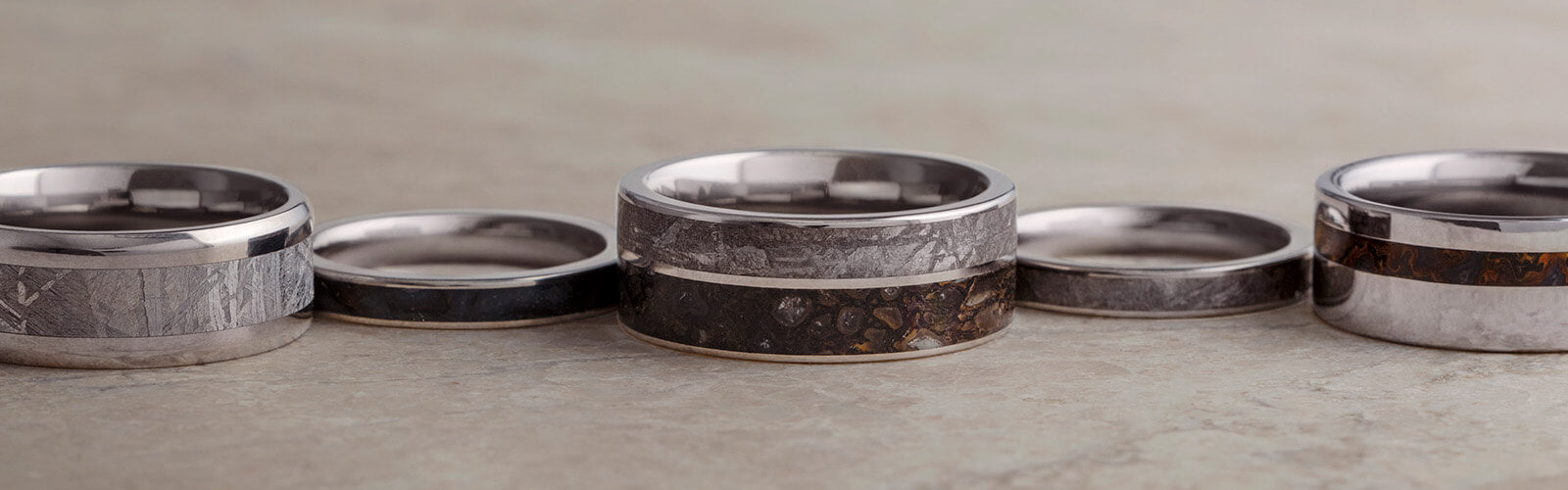 In Stock Wedding Bands