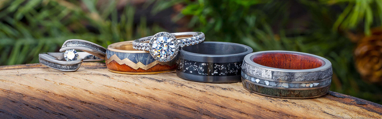 Browse All Rings