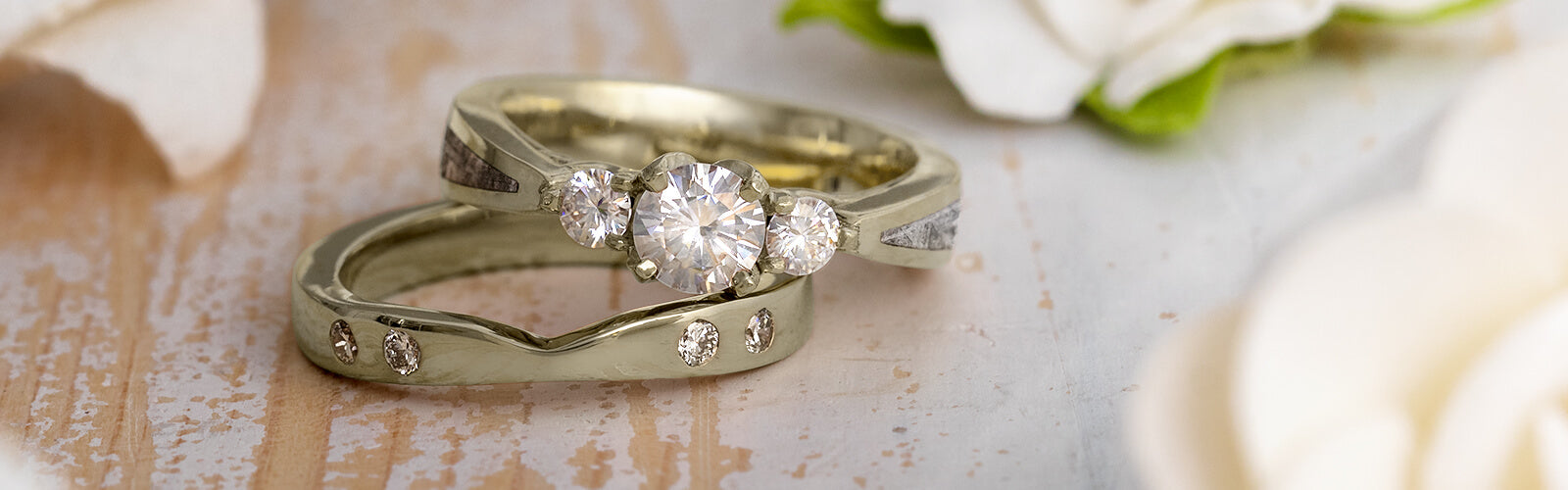 Plus Size Women's Wedding Bands