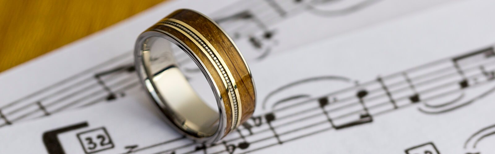 Rings for Musicians   Jewelry by Johan, Jewelry Re-Imagined