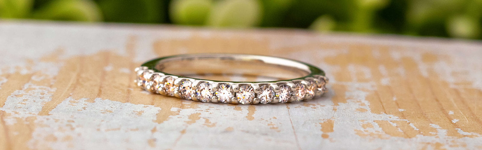 Traditional Women's Wedding Bands