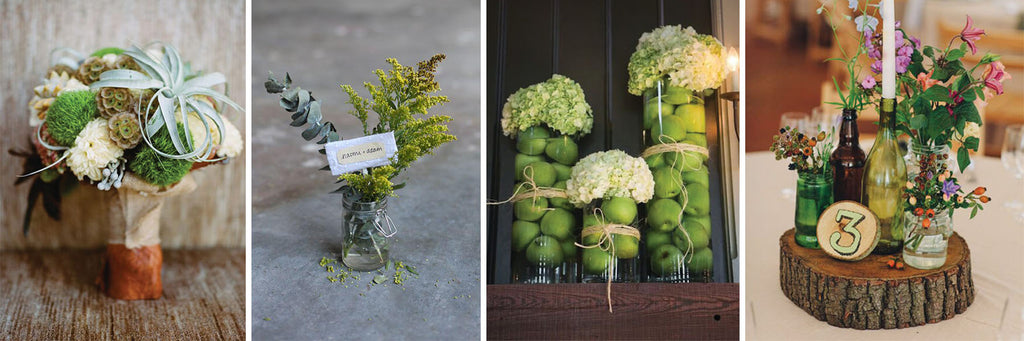 Green Wedding Decor Inspiration