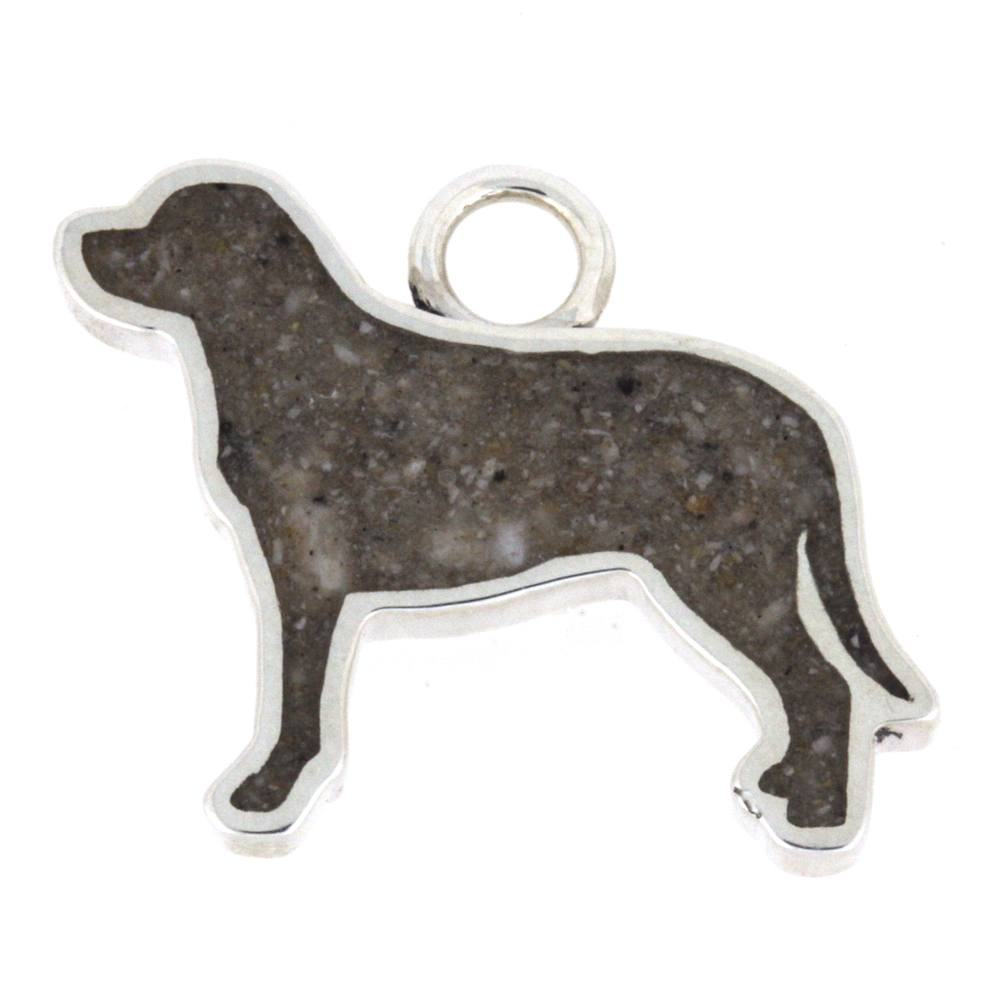 Pet Memorial Necklace Dog Pendant