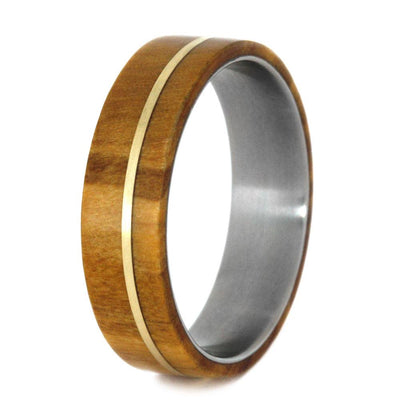 Olive-Wood-14k-Yellow-Gold-Pinstripe-Titanium(3)WEB