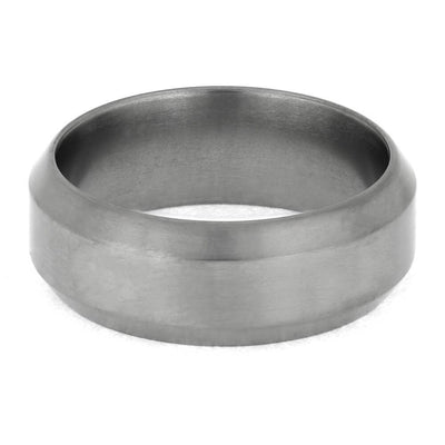 All Metal Hypoallergenic Wedding Band