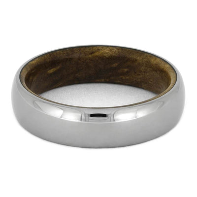 Wood Sleeve Ring