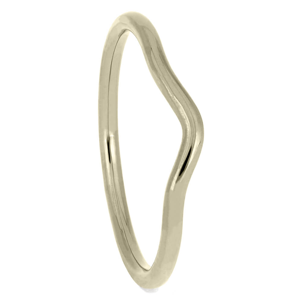 Women's White Gold Wedding Bands