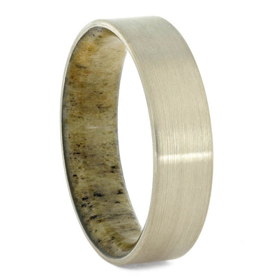 Antler Wedding Bands