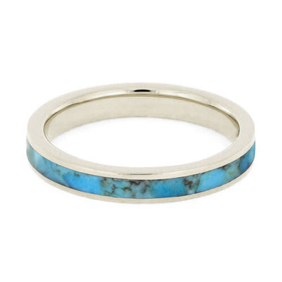 Gold Turquoise Women's Ring