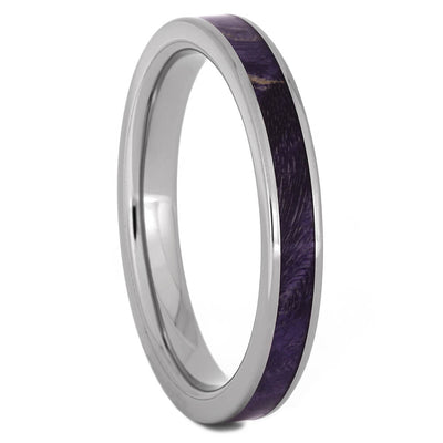 Thin Women's Wedding Band