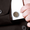 Dinosaur Bone Cufflinks