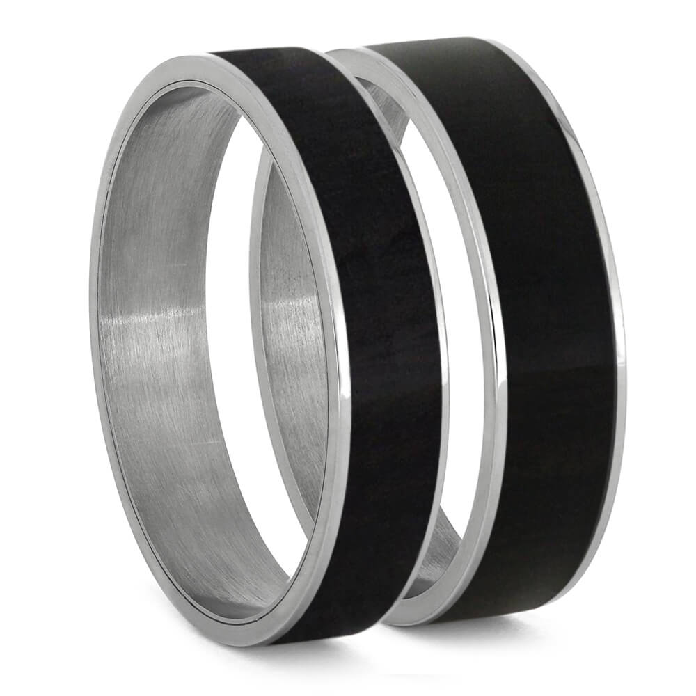 Interchangeable Titanium Ring Component