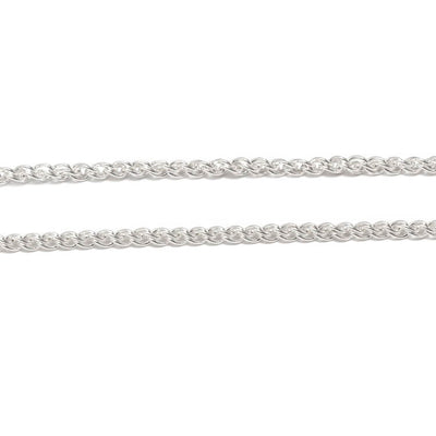 Meteorite Star Sterling Silver Rope Starborn_RSCATPEME158-NK (3)