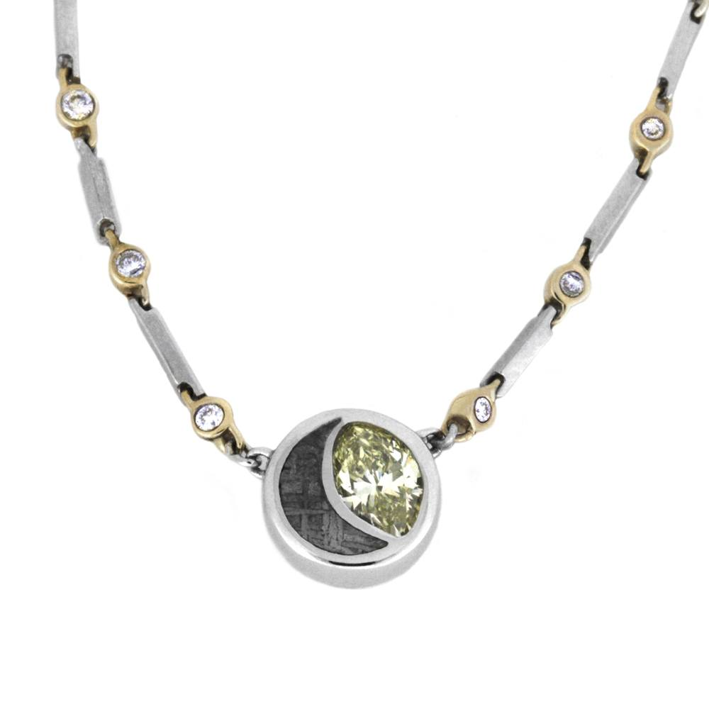marquise-peridot-moon-shaped-meteorite-diamonds-platinum-necklace-1