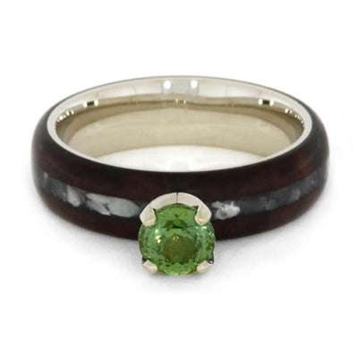 Peridot Mother of Pearl Bolivian Rosewood White Gold_1792 (4)