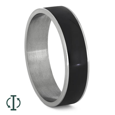 Interchangeable Wood Wedding Bands
