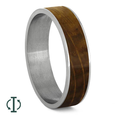 Titanium Interchangeable Ring