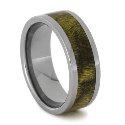 Colored Poplar Wood Yellow-Black Titanium(1)