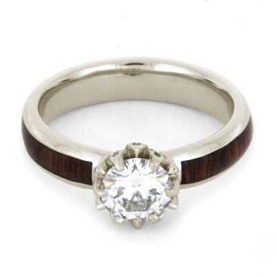 Moissanite Lotus Caribbean Rosewood 14k White Gold_3608 (4)