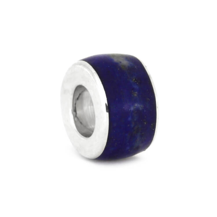 Lapis Lazuli Charm Bead, In Stock-RS10545 - Jewelry by Johan