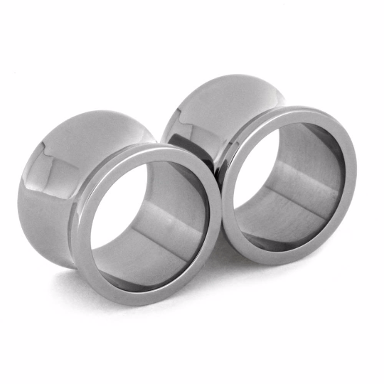Titanium Ear Gauges