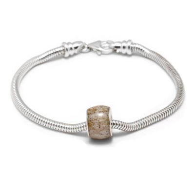Deer Antler Charm Bead Bracelet, In Stock-SIG3035 - Jewelry by Johan