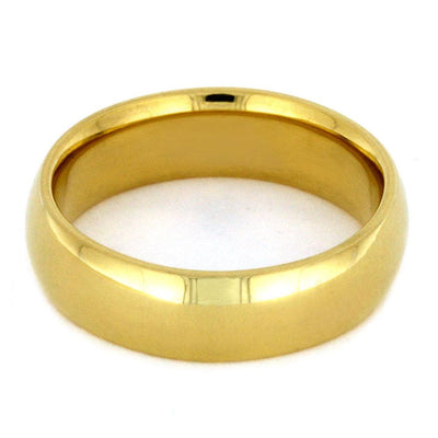 18k Gold Ring Yellow Gold Wedding Band Custom Ring Jewelry by Johan