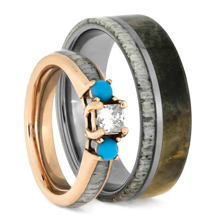 Wedding Ring Sets - Jewelry by Johan
