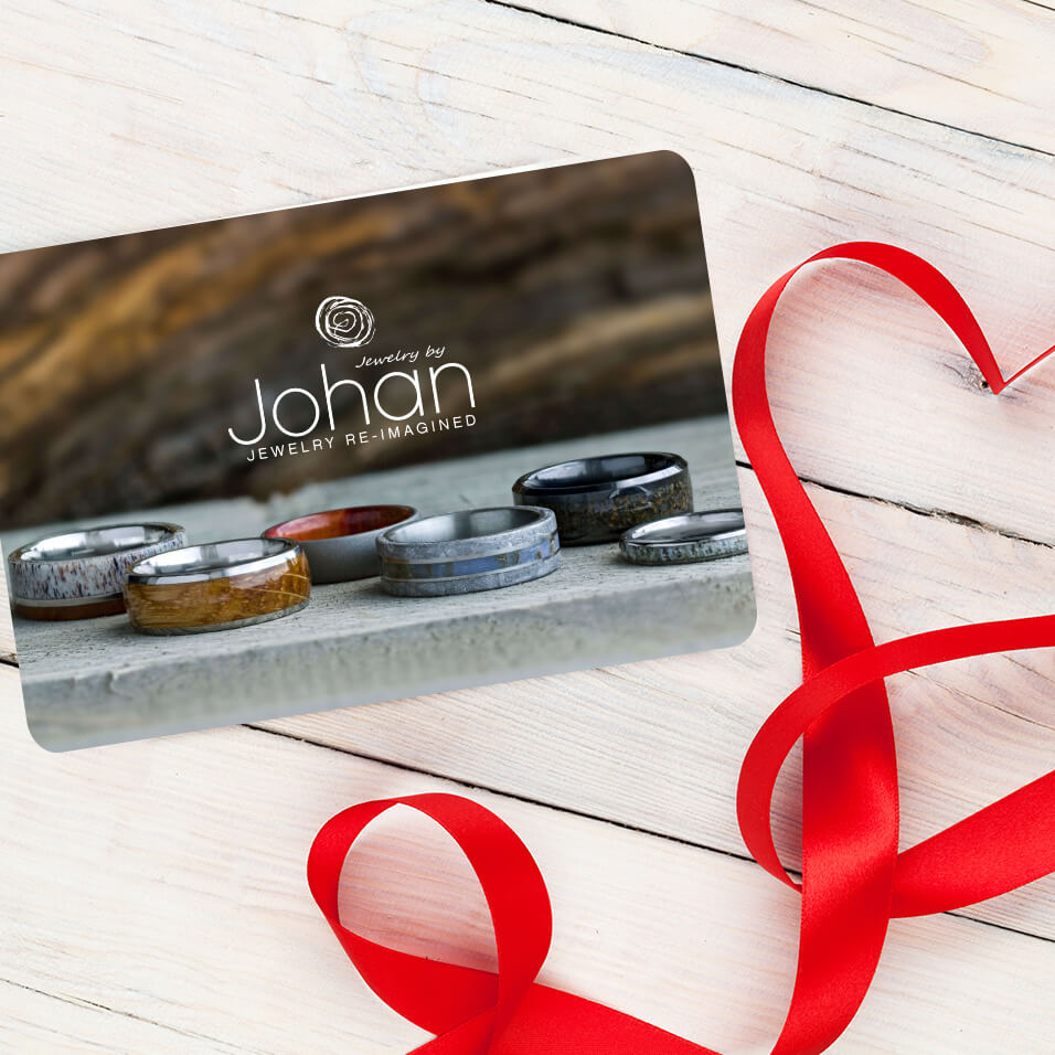 Jewelry By Johan Gift Card-SRV11 - Jewelry by Johan
