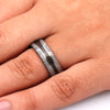 Kauri Wood Wedding Band