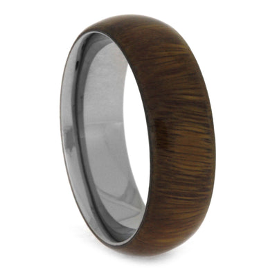 Wood Overlay Ring
