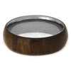 Men's Wood Ring