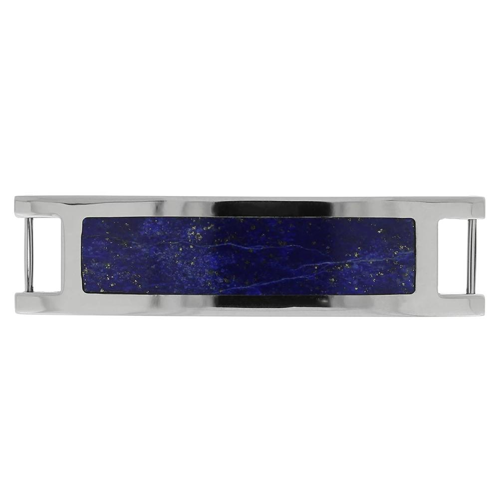 Lapis Lazuli Component for Interchangeable Bracelet, In Stock-RS10076 - Jewelry by Johan