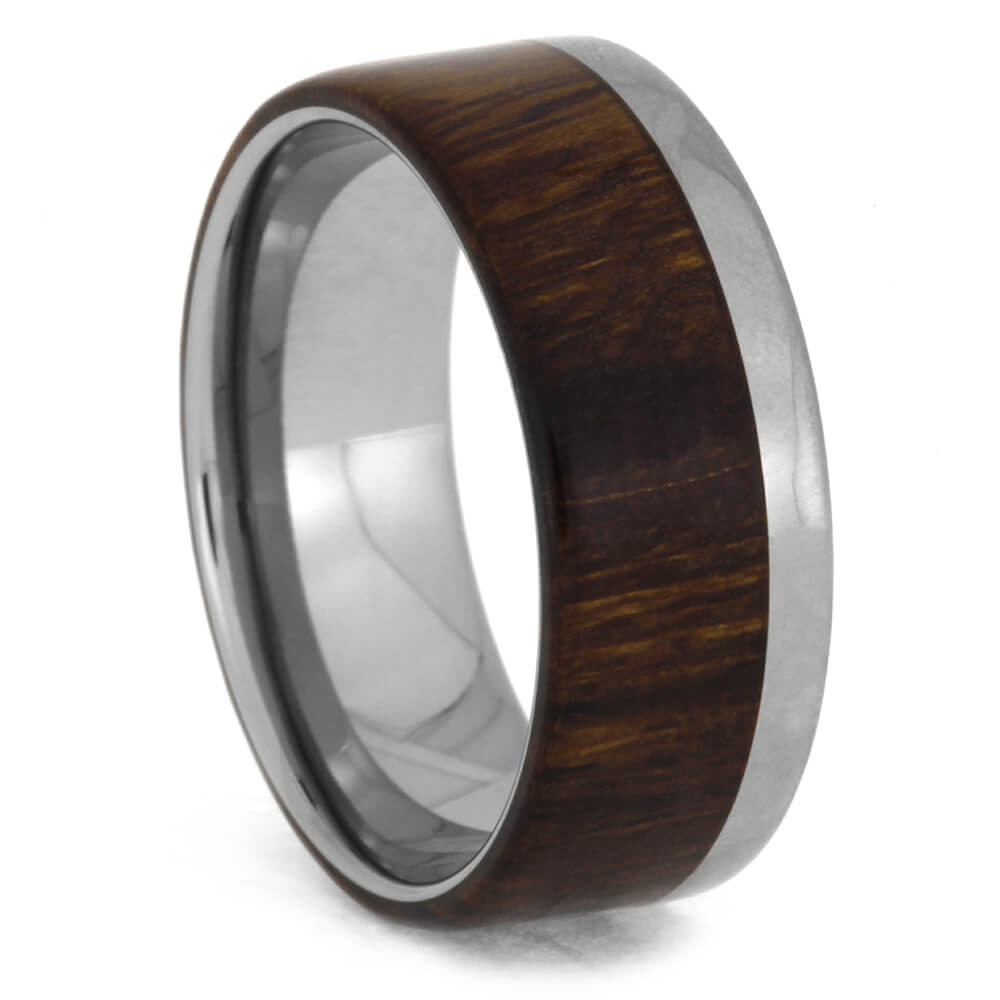 Ironwood Men's Wedding Band, Size 9-RS10388 - Jewelry by Johan