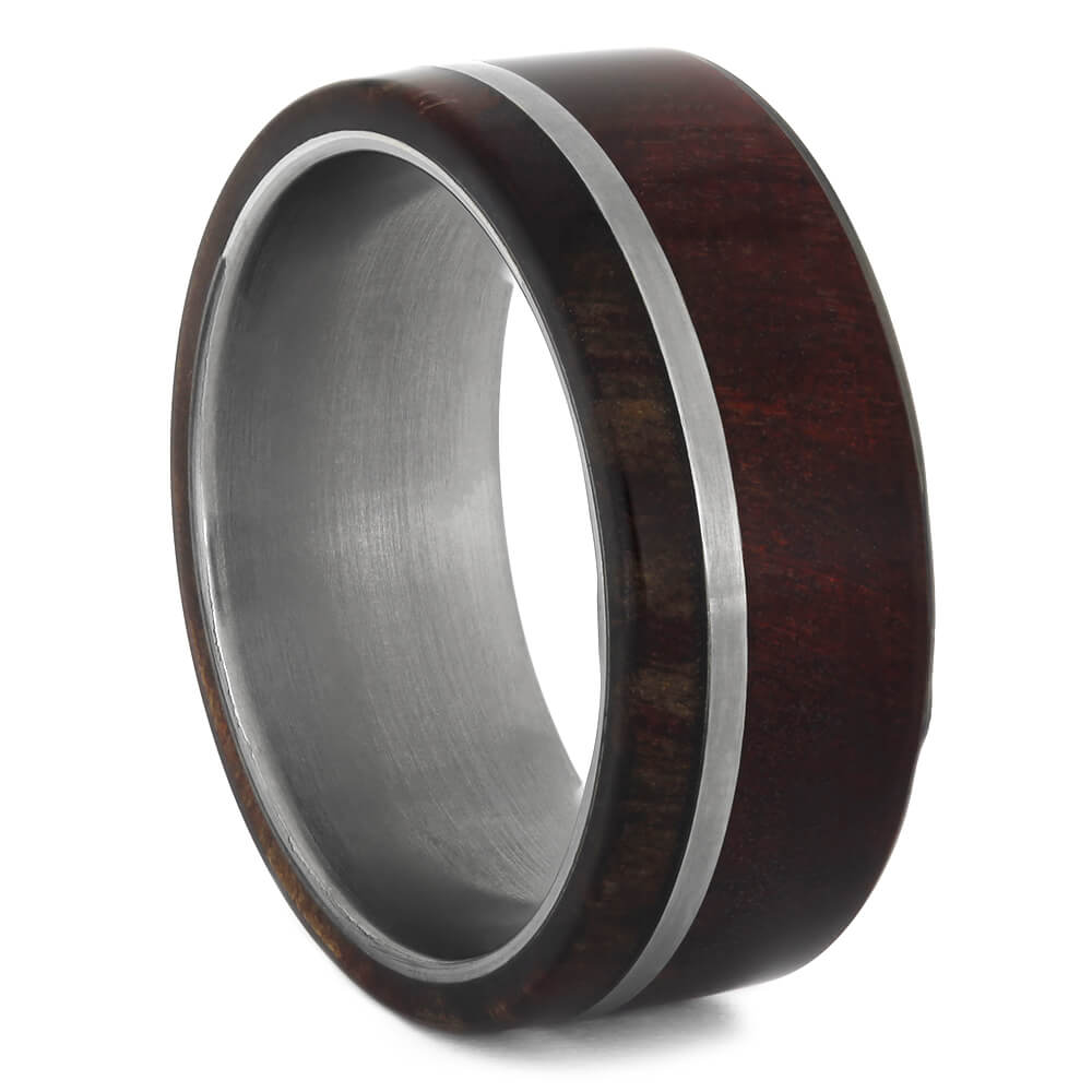 Ruby Redwood Wedding Ring for Women, Size 6.75-RS11010 - Jewelry by Johan