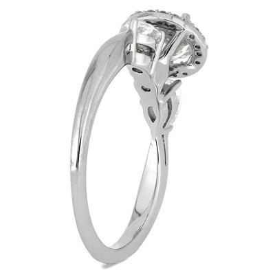 Women's Multi-Stone Engagement Rings