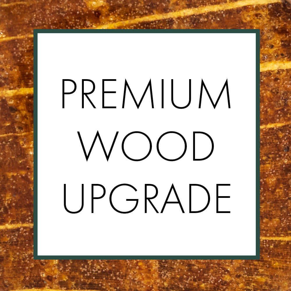 Premium Wood Upgrade - Jewelry by Johan