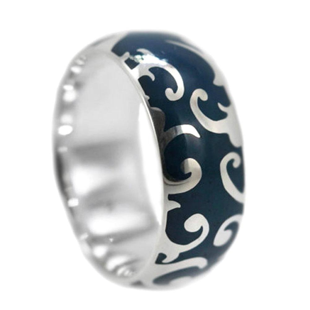 Gold-Hand-Carved--Enamel-Ring_Blue(1)